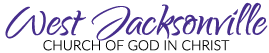 West Jacksonville COGIC Logo